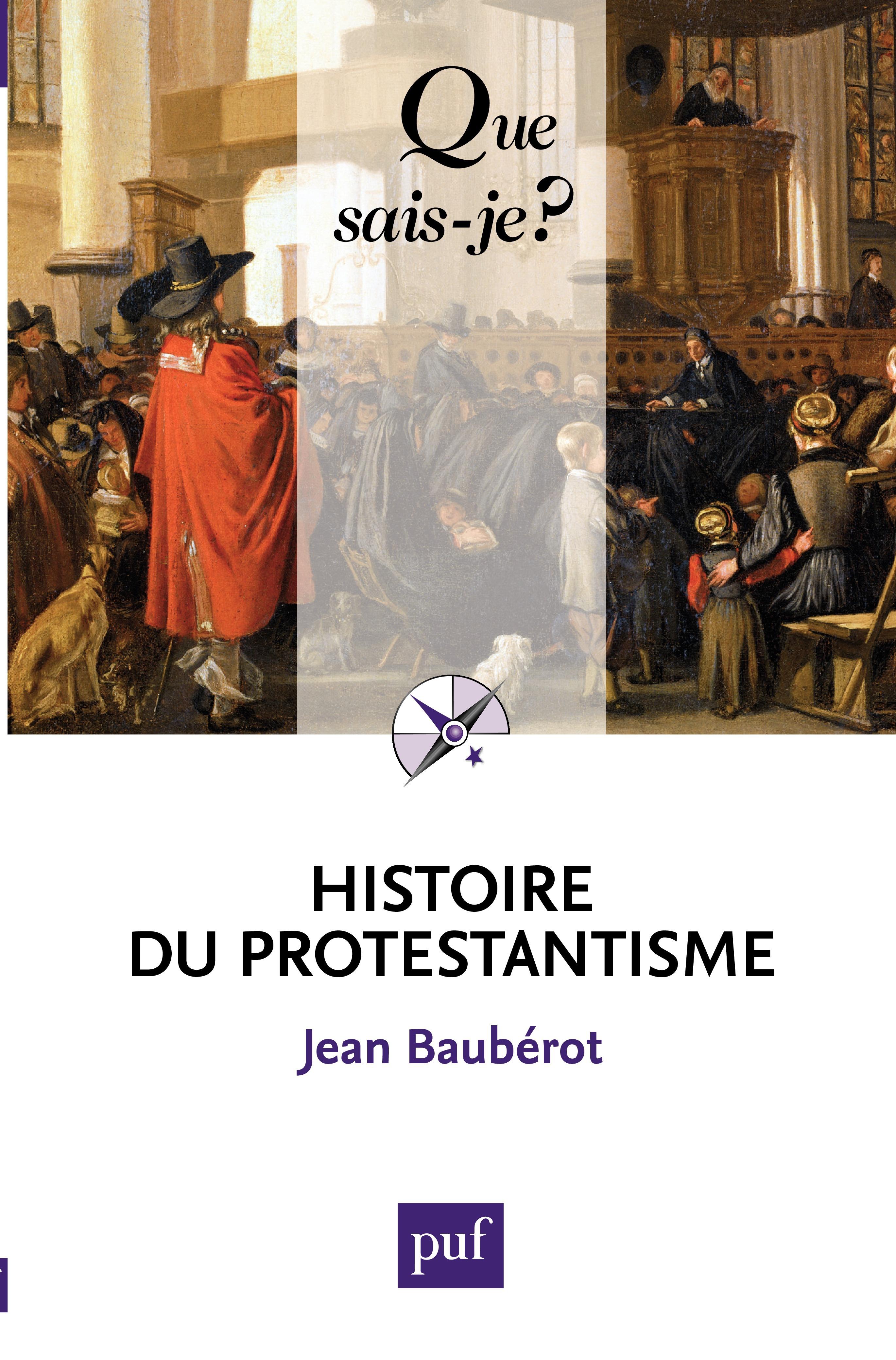 Histoire du protestantisme (8e édition)