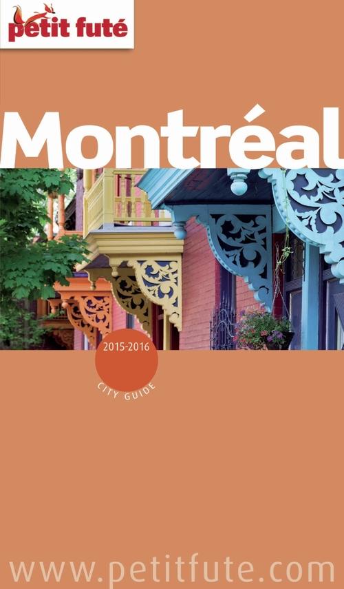 Collectif MONTREAL 2015 (avec cartes, photos + avis des lecteurs)