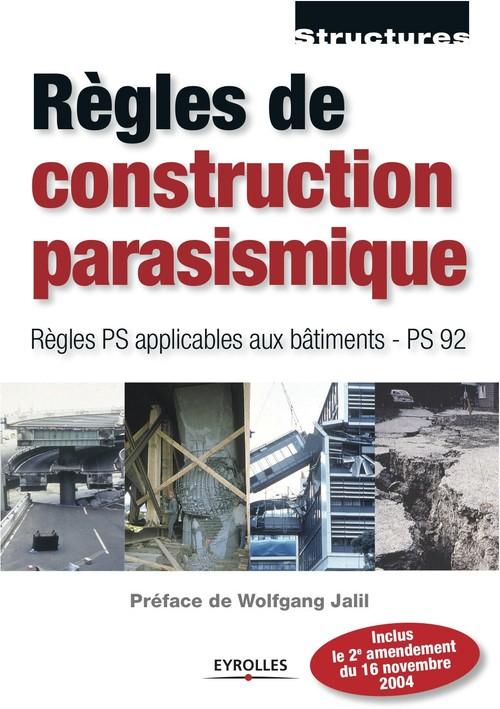 Wolfgang Jalil Règles de construction parasismique