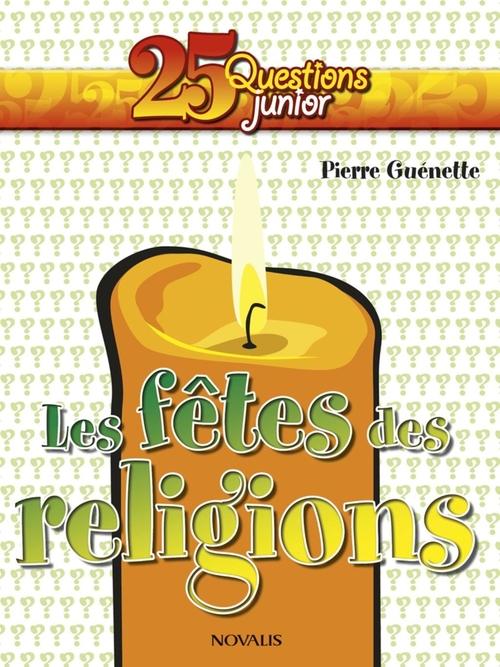 Les fêtes des religions