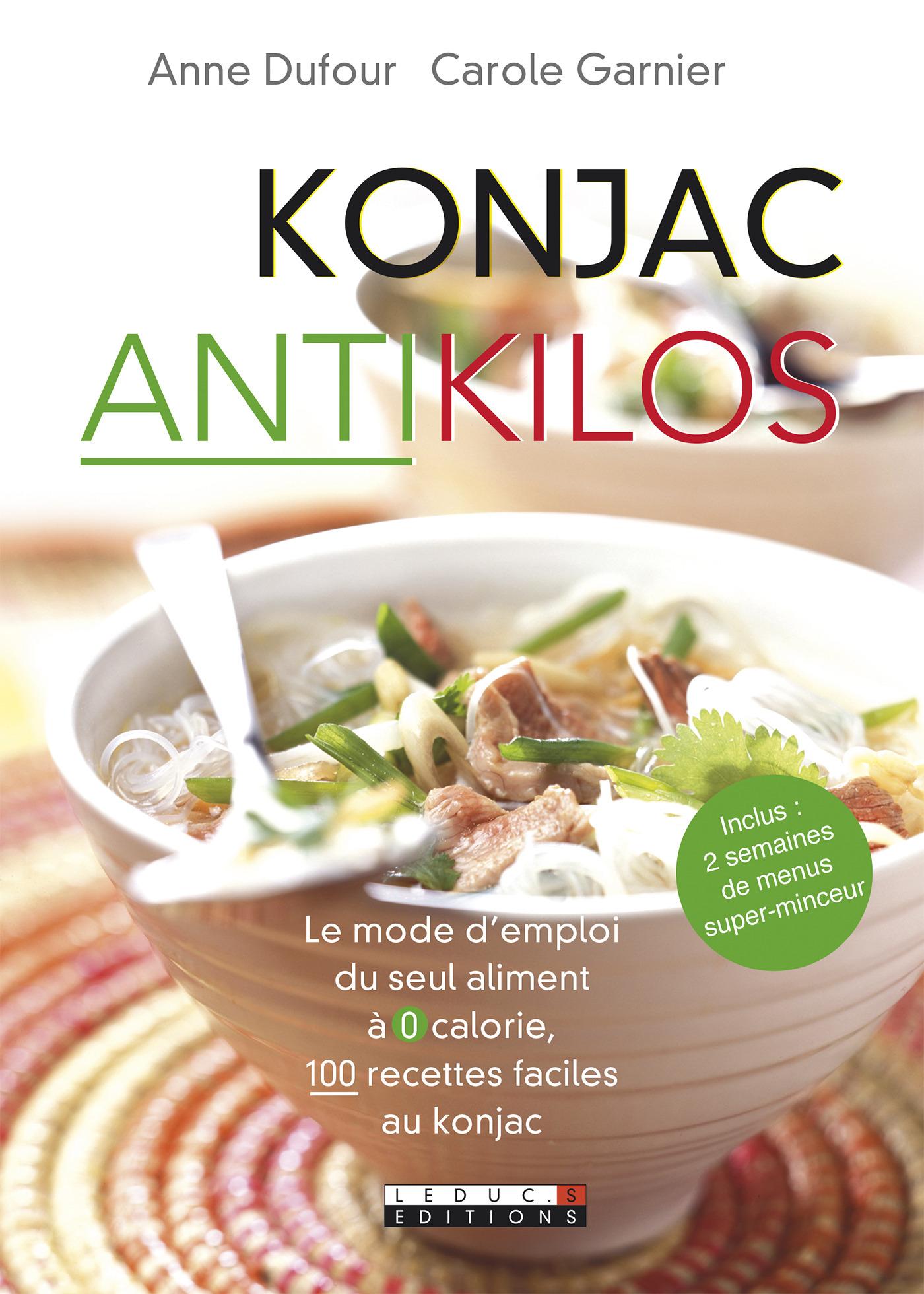 Anne Dufour Konjac anti-kilos