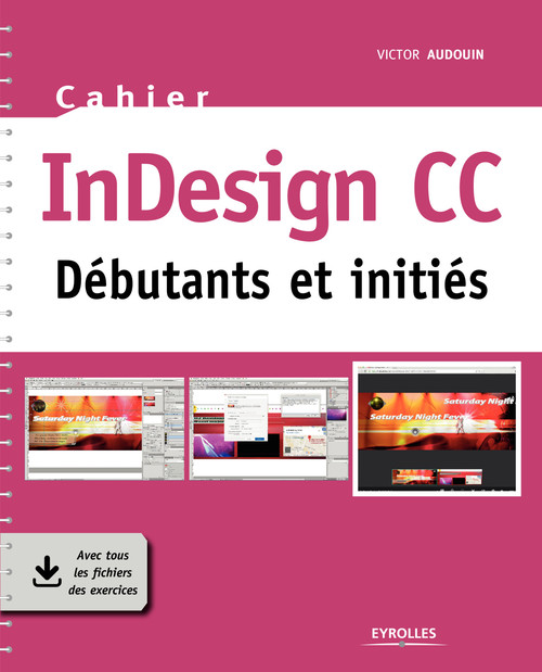 Cahier InDesign CC