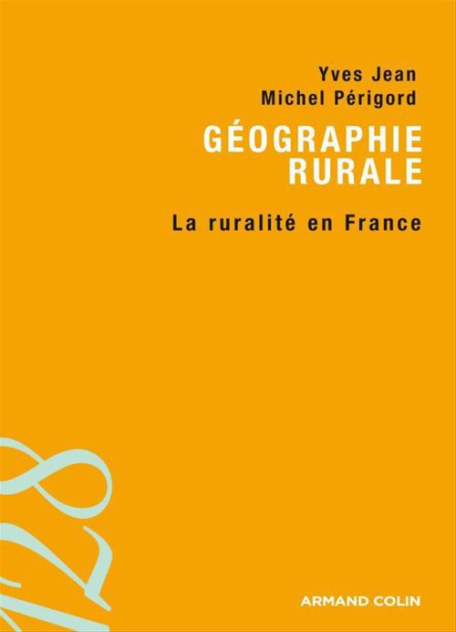 Yves Jean Géographie rurale