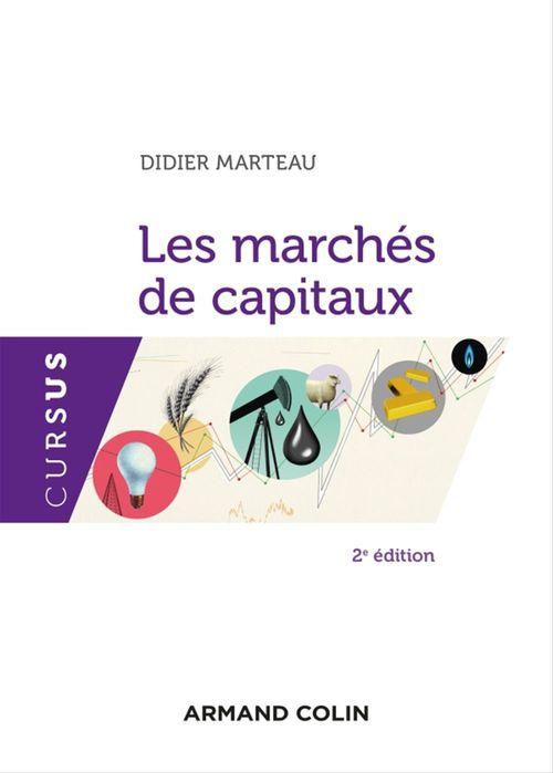 Les marchés de capitaux (2e édition)