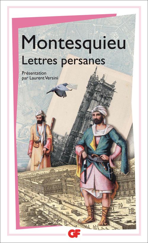 Montesquieu Lettres persanes