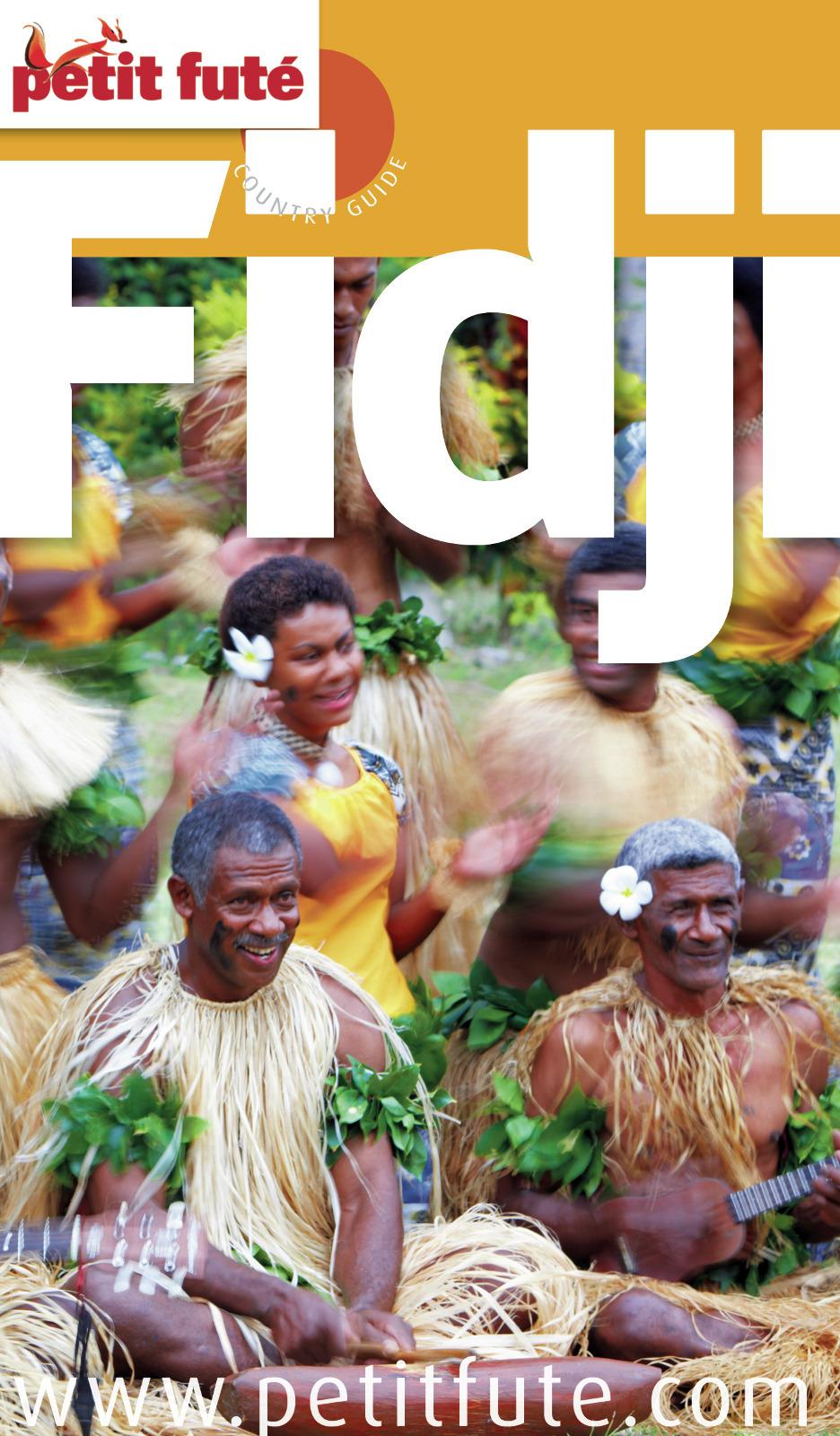 Collectif Petit Fute Fidji (édition 2013)