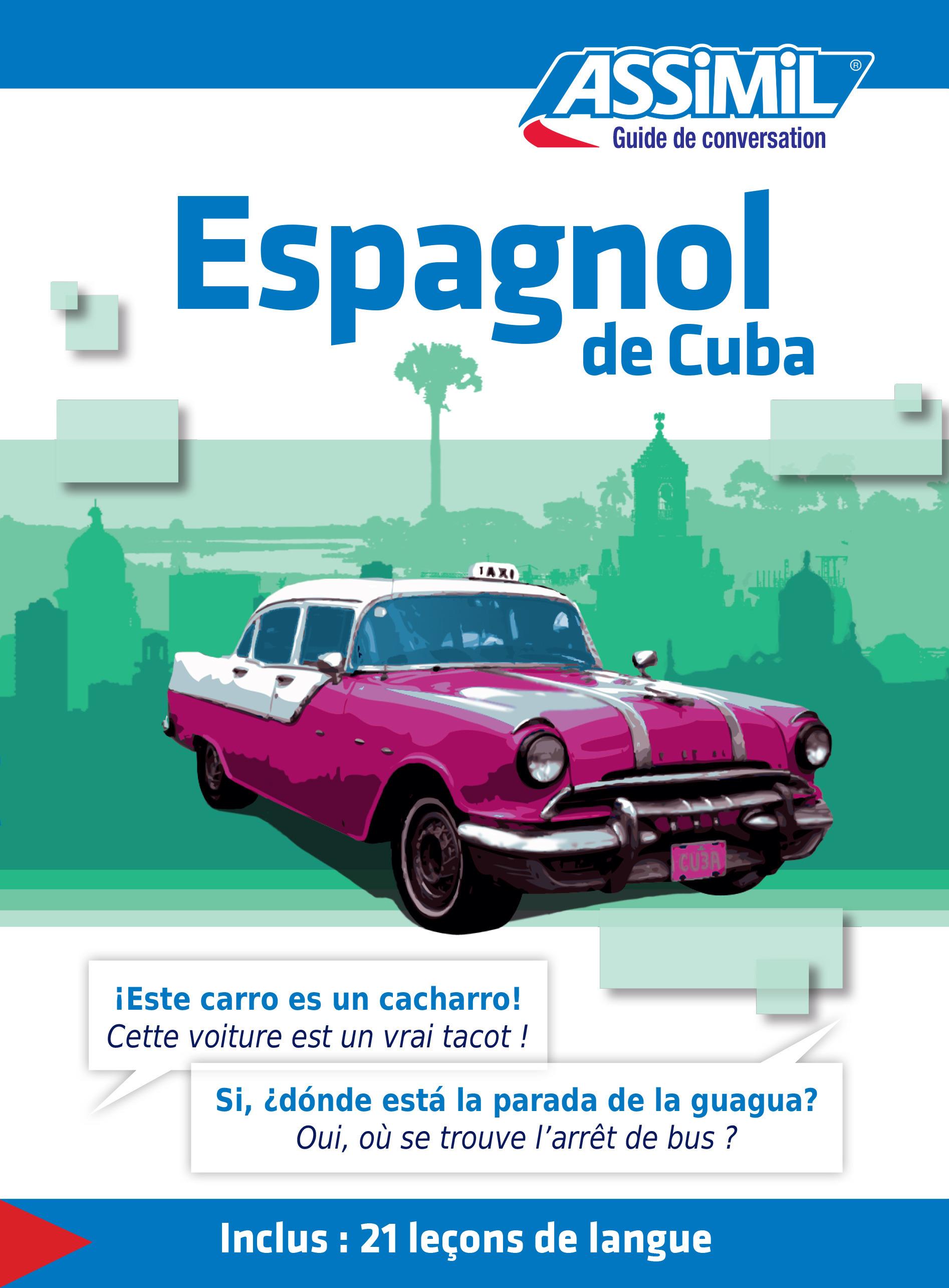 Ilse Rubio-Longin Espagnol de Cuba - Guide de conversation