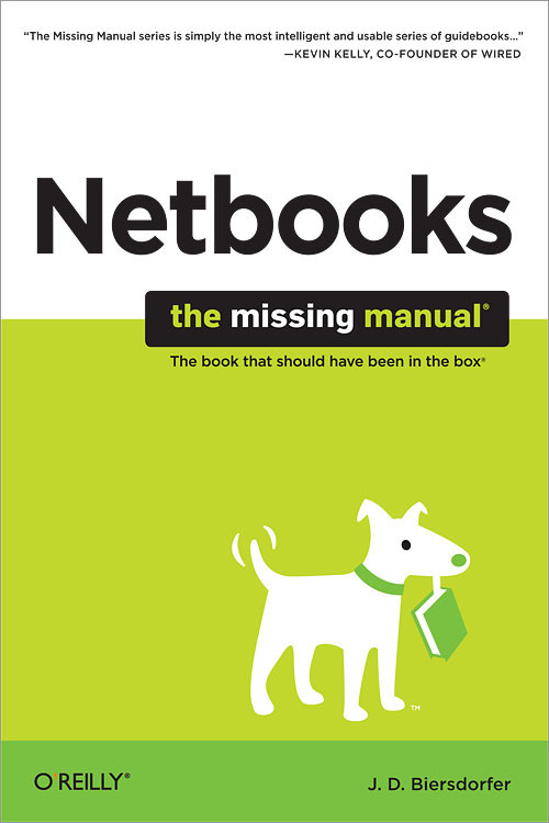 Netbooks: The Missing Manual