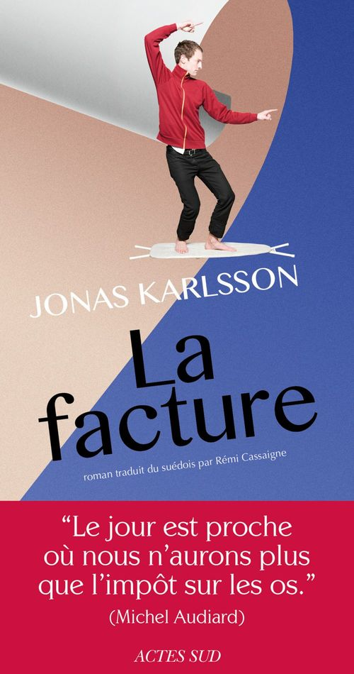Jonas Karlsson La facture