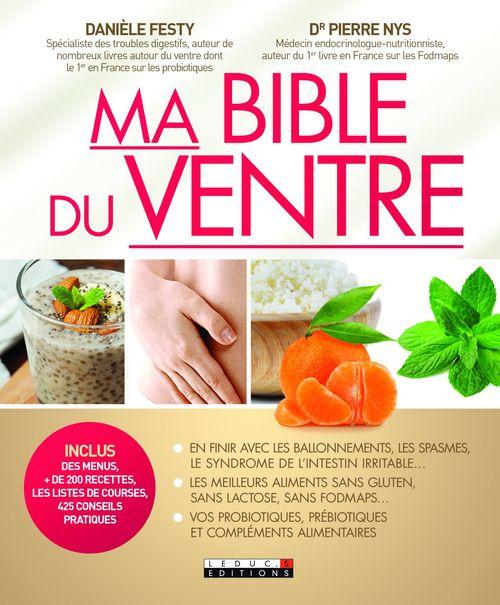Danièle Festy Ma bible du ventre