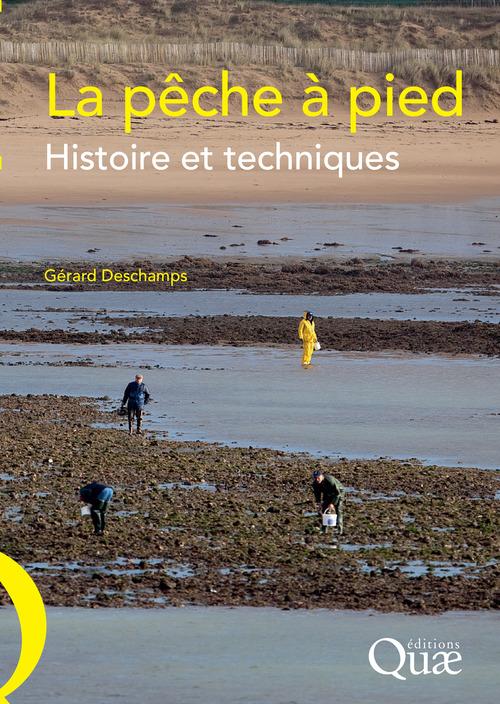 Gérard Deschamps La pêche à pied