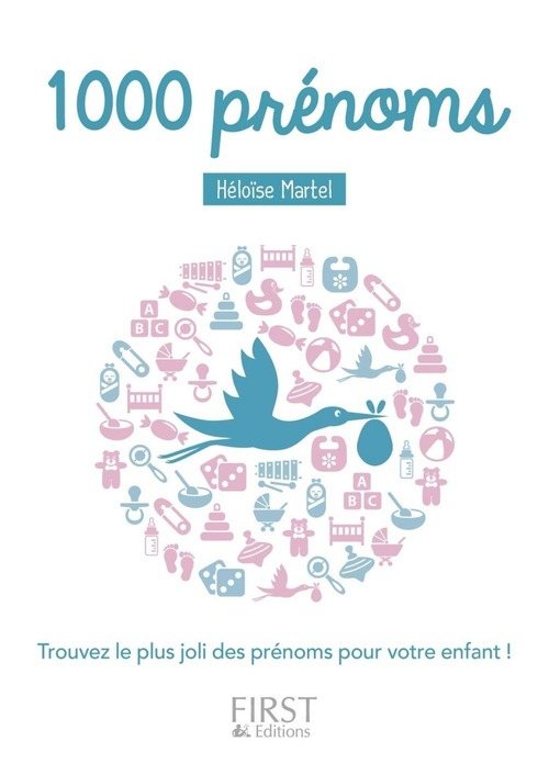 Heloise MARTEL Le Petit Livre de - 1000 prénoms