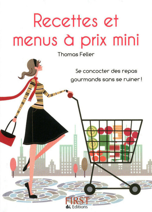 Petit livre de - Recettes et menus  prix mini