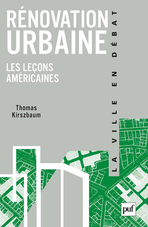 Thomas Kirszbaum Rénovation urbaine