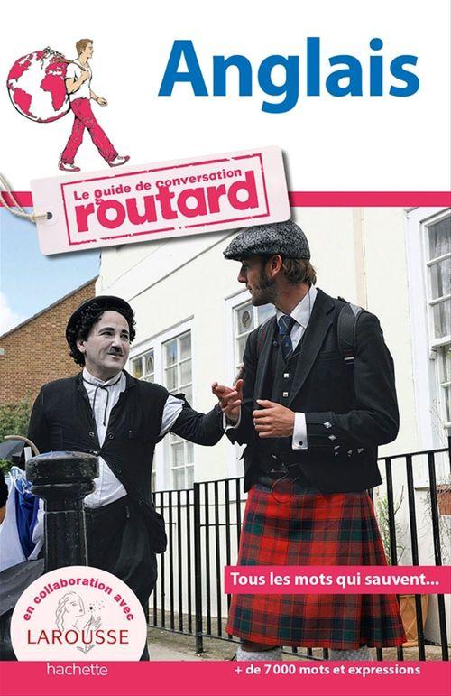 Le guide de conversation Routard ; anglais