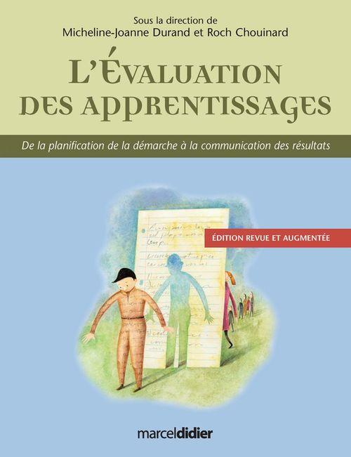 Micheline-Joanne Durand L'évaluation des apprentissages