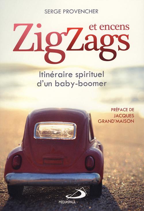 Serge Provencher Zigzags et encens