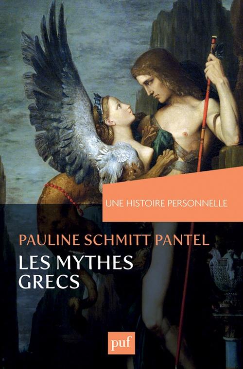 REVUE D'HISTOIRE LITTERAIRE DE LA FRANCE ; une histoire personnelle des mythes grecs