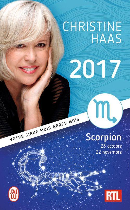 Christine Haas Scorpion 2017
