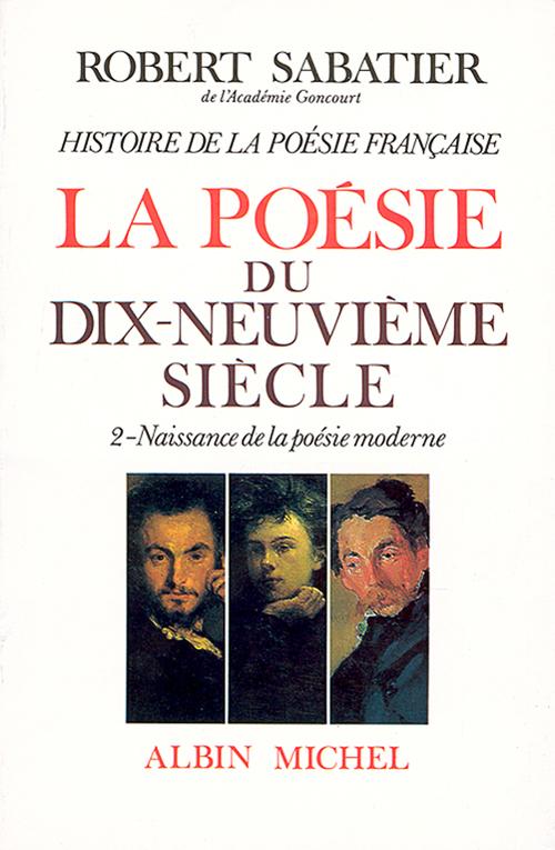 Histoire de la poésie française du XIXe - tome 2