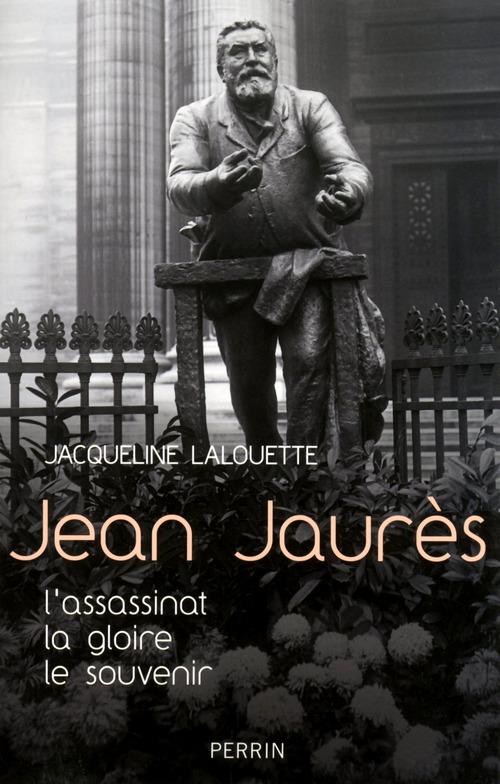 Jacqueline LALOUETTE Jean Jaurès
