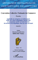 convention collective nationale du commerce de la R�publique centrafricaine ; applicable aux entreprises ou �tablissements �tablis ou � venir en R�publique centrafricaine
