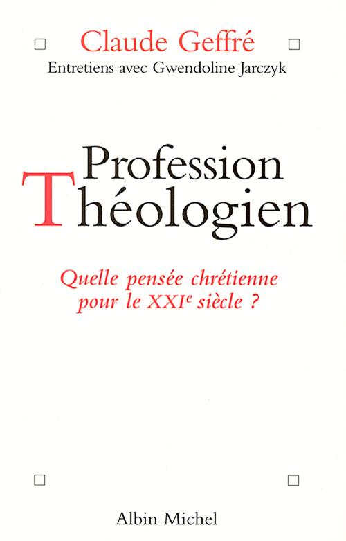 Profession théologien