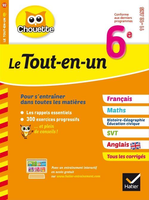 Thierry Marquetty Le Tout-en-un 6e