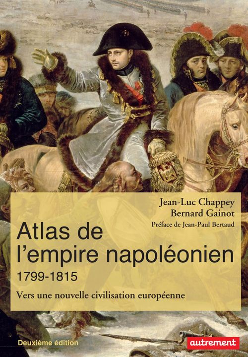 Atlas de l'empire napoléonien
