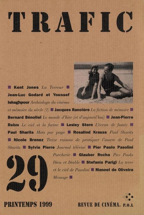 Trafic n° 29 (Printemps 1999)
