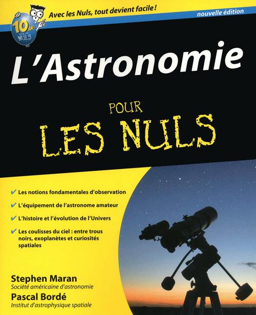 Pascal BORDE L'Astronomie Pour les Nuls