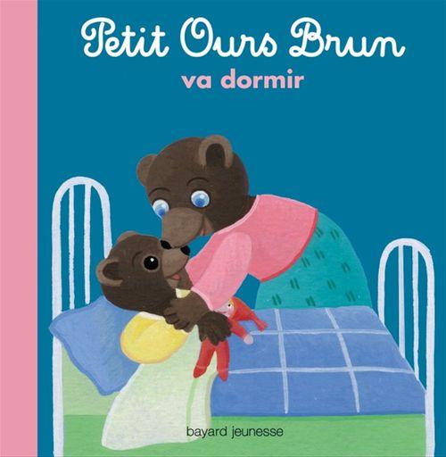 Marie Aubinais Petit Ours Brun va dormir