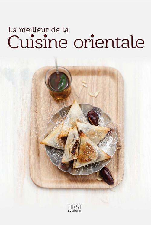Collectif Le meilleur de la cuisine orientale