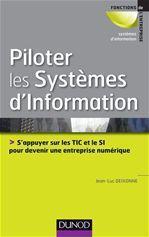 Piloter les systèmes d'information