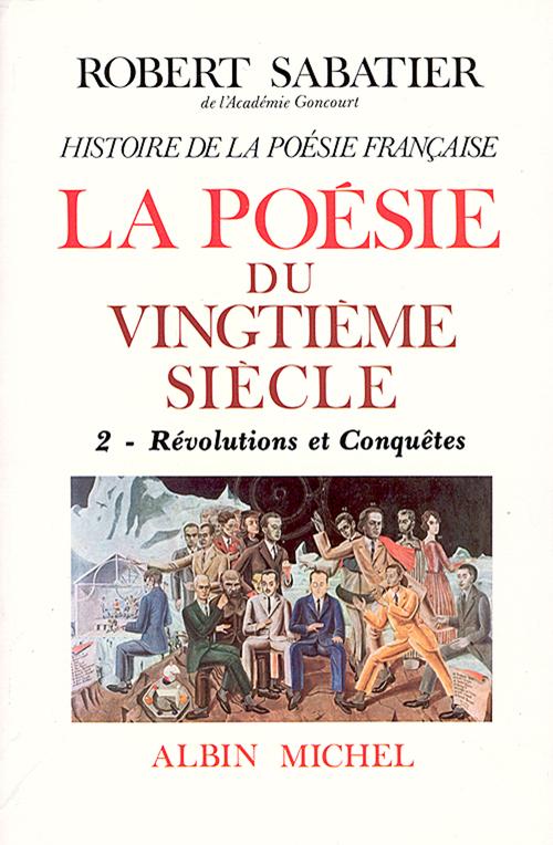 Histoire de la poésie française XXe siècle - tome 2