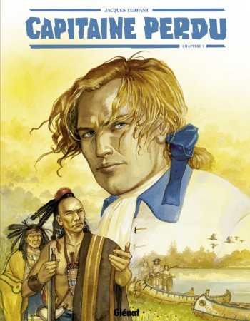 Jacques Terpant Capitaine perdu - Tome 1 - Capitaine perdu Tome 1