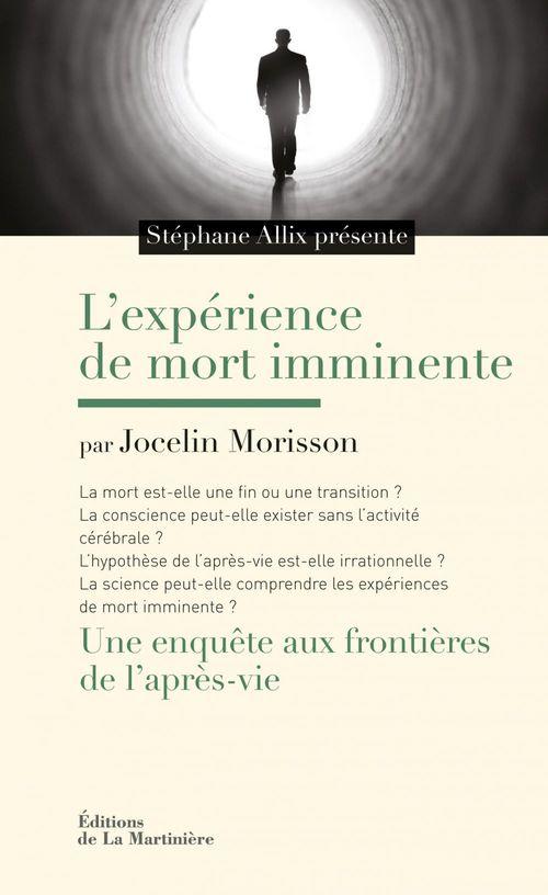 Jocelin Morisson L'expérience de mort imminente