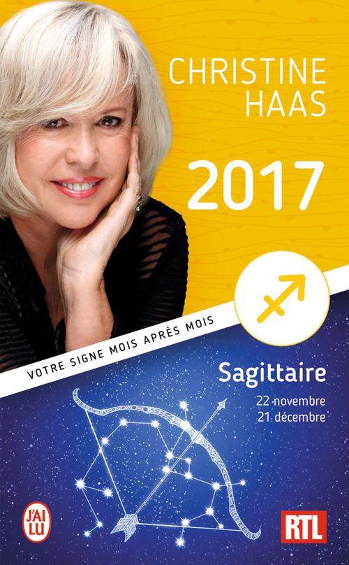 Christine Haas Sagittaire 2017