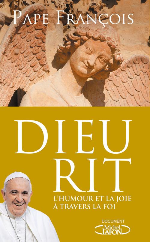 Pape Francois Dieu rit