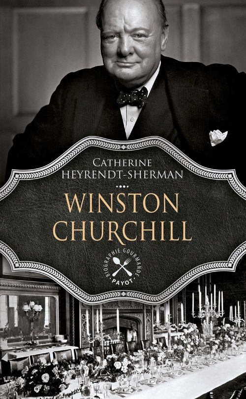 Catherine Heyrendt-Sherman Winston Churchill