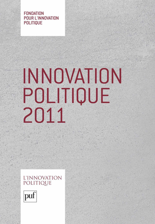 Innovation politique 2011