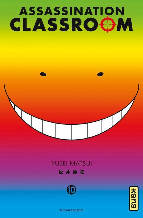 Yusei Matsui Assassination classroom - Tome 10 - Assassination classroom T10