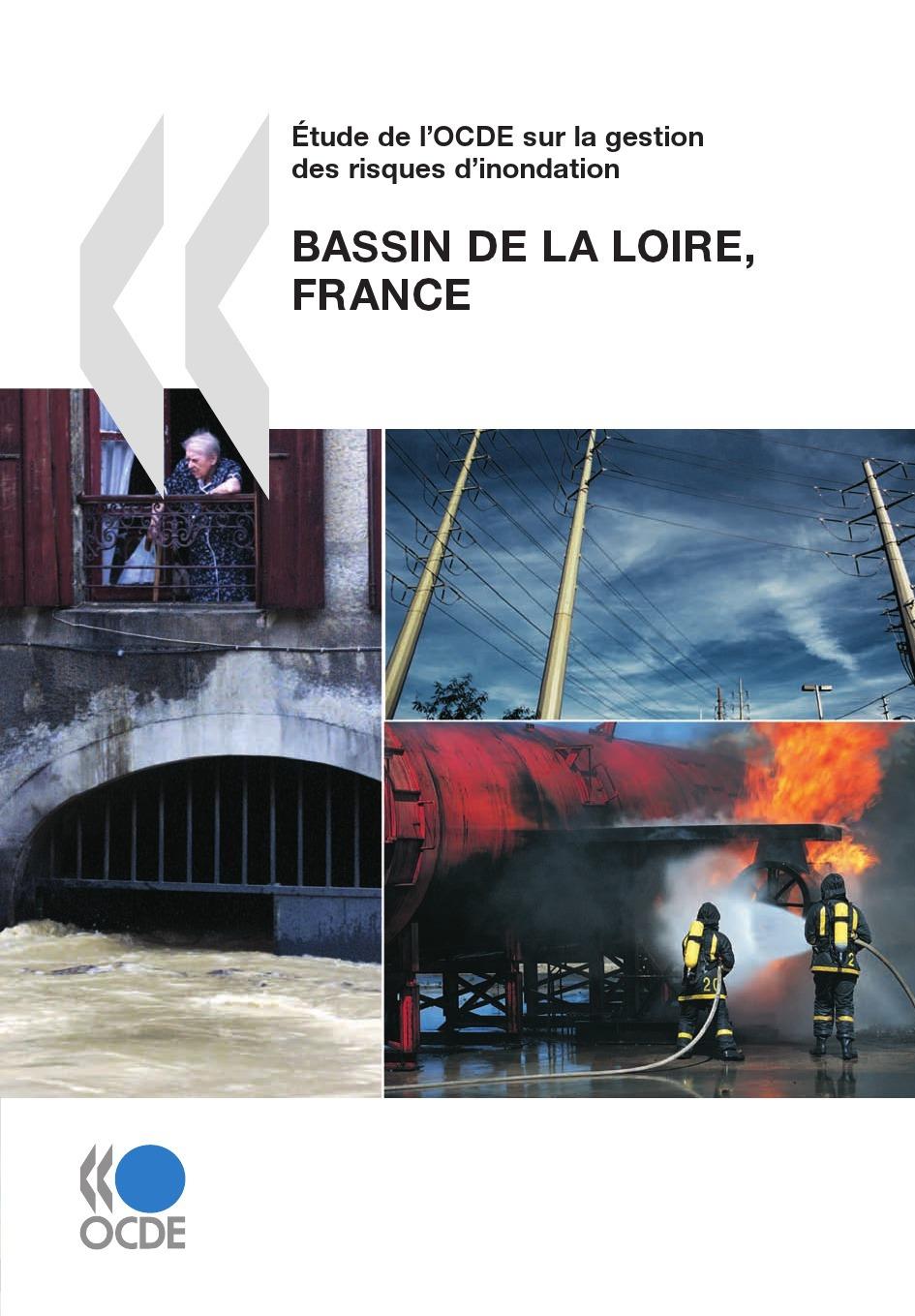 Collective Étude de l´OCDE sur la gestion des risques d´inondation: Bassin de la Loire, France 2010