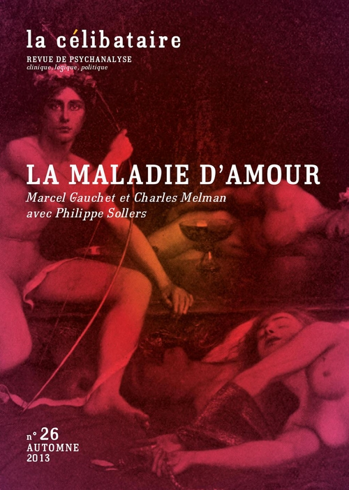 Philippe Sollers La maladie d'amour