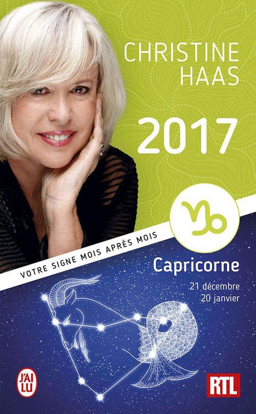 Christine Haas Capricorne 2017