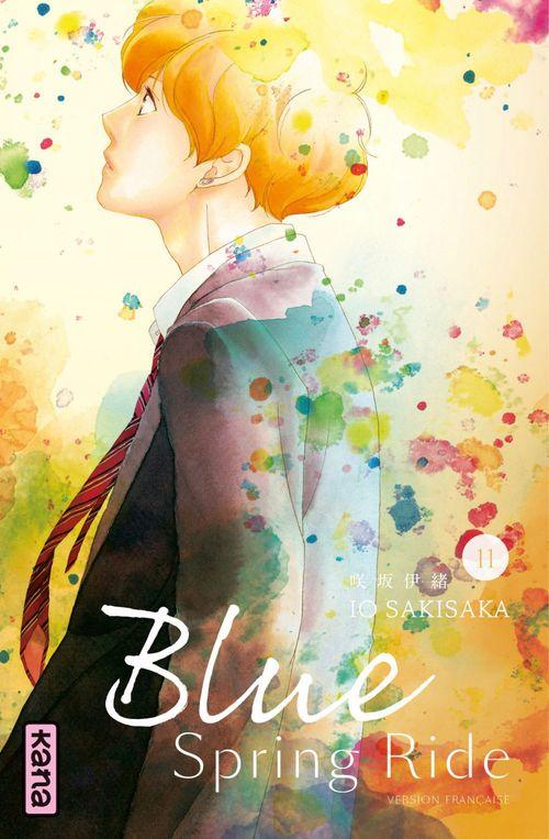 Io Sakisaka Blue Spring Ride - Tome 11 - Blue Spring Ride T11