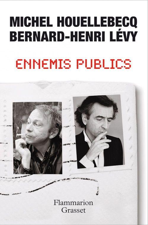 Michel Houellebecq Ennemis publics