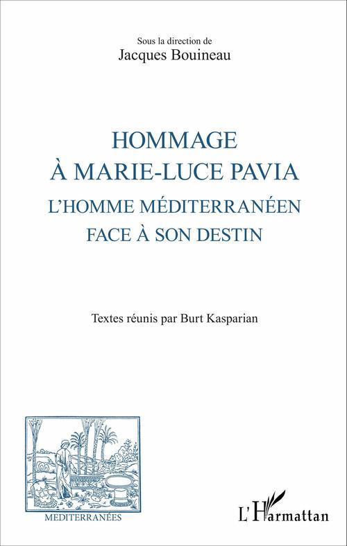 Hommage à Marie-Luce Pavia
