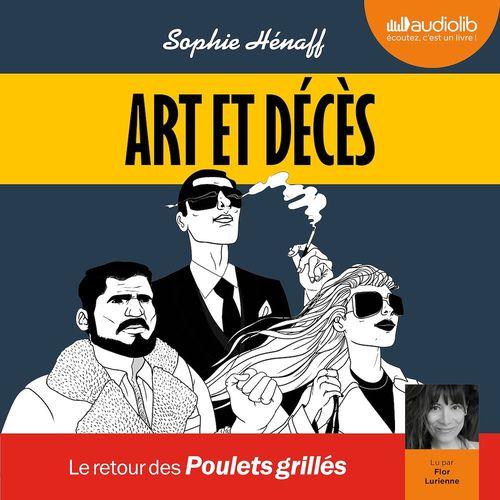 Art Et Deces - Livre Audio 1 Cd Mp3