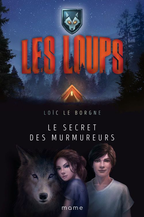Loïc Le Borgne Le secret des murmureurs